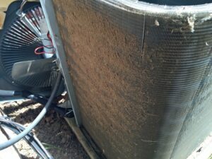 air-conditioner-with-dirty-coils